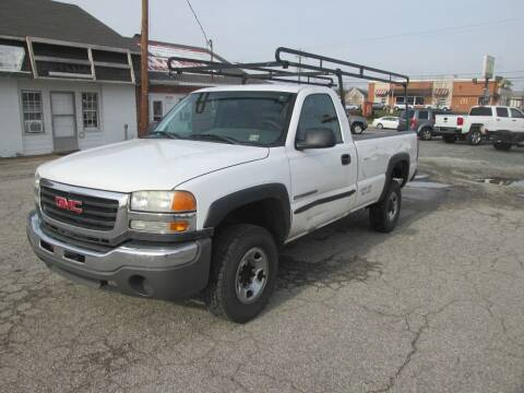 2006 GMC Sierra 2500HD for sale at Wally's Wholesale in Manakin Sabot VA