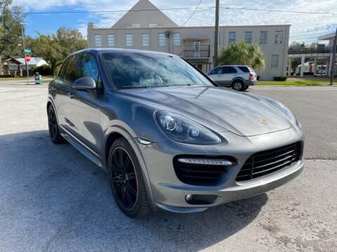 2013 Porsche Cayenne for sale at Consumer Auto Credit in Tampa FL