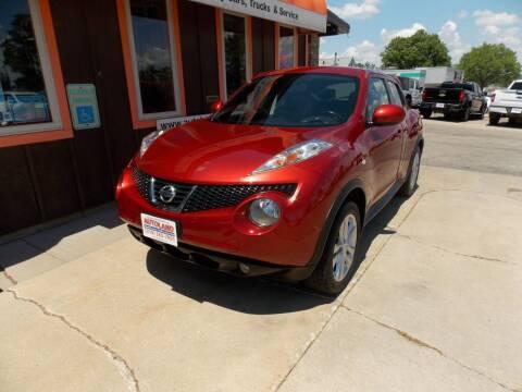 2014 Nissan JUKE for sale at Autoland in Cedar Rapids IA