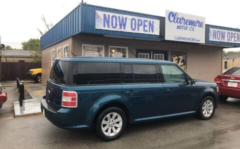 2011 Ford Flex for sale at Claremore Motor Company in Claremore OK