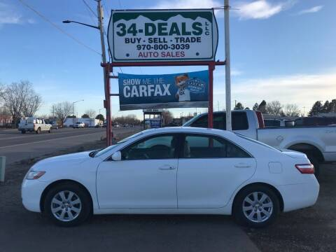 2007 Toyota Camry for sale at 34 Deals LLC in Loveland CO