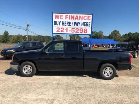 2004 Chevrolet Silverado 1500 for sale at Price Auto Sales Inc in Jasper AL