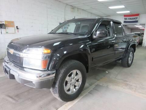 2011 Chevrolet Colorado for sale at US Auto in Pennsauken NJ