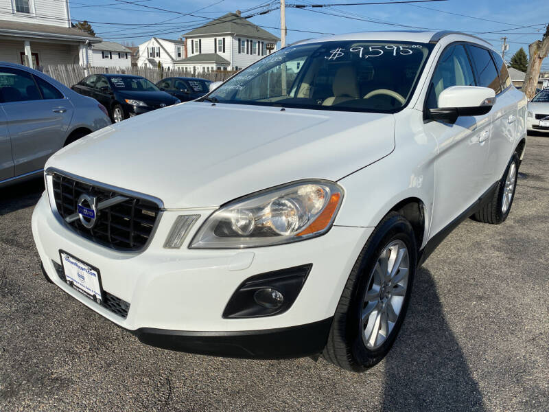 2010 Volvo XC60 for sale at Volare Motors in Cranston RI