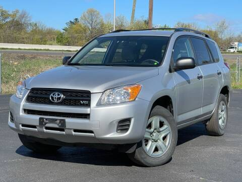 2011 Toyota RAV4 for sale at MAGIC AUTO SALES in Little Ferry NJ