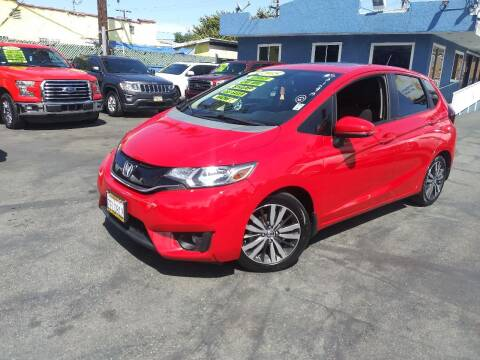 2015 Honda Fit for sale at LA PLAYITA AUTO SALES INC in South Gate CA