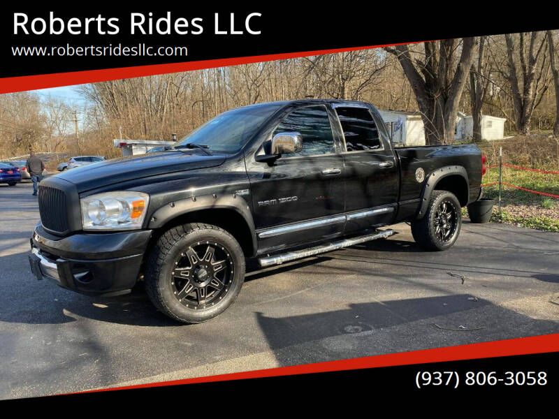 2007 Dodge Ram Pickup 1500 for sale at Roberts Rides LLC in Franklin OH