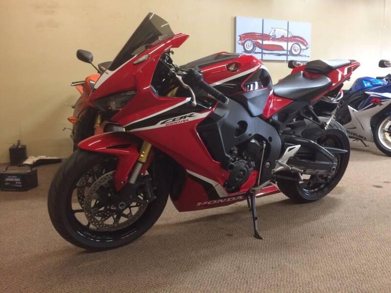 2018 Honda CBR1000RR for sale at Motors 75 Plus in Saint Cloud MN
