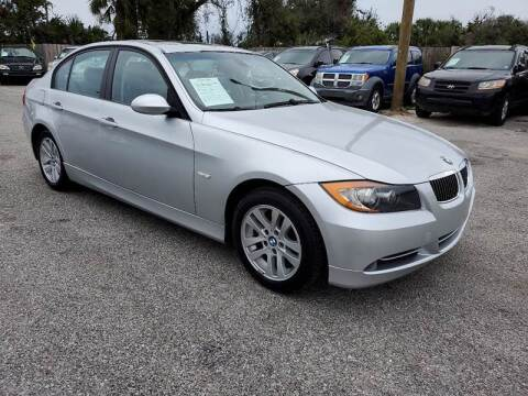 2006 BMW 3 Series for sale at Jamrock Auto Sales of Panama City in Panama City FL
