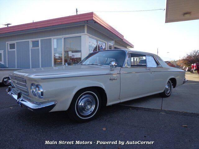 1963 Chrysler Newport for sale in Enterprise, OR