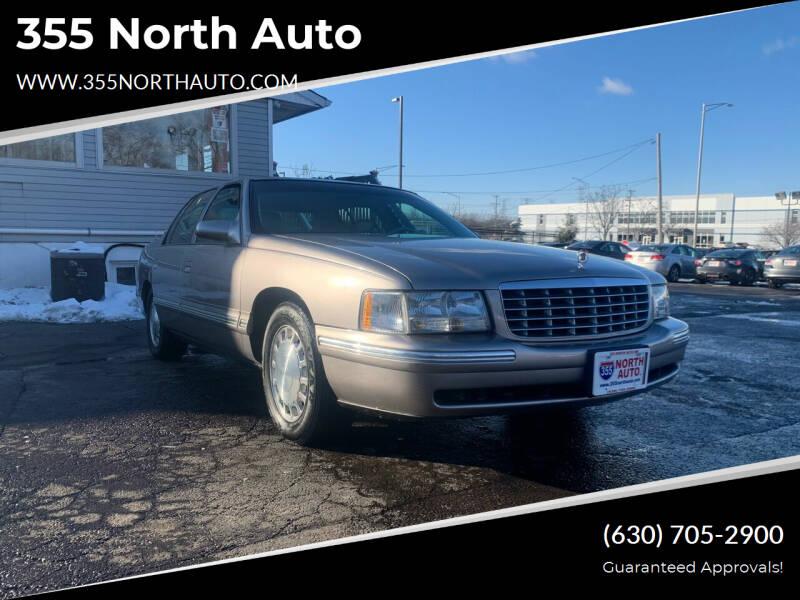 1997 Cadillac DeVille for sale at 355 North Auto in Lombard IL