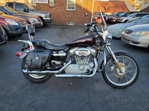 2005 Harley-Davidson XL883 custom for sale at Kar Connection in Little Ferry NJ