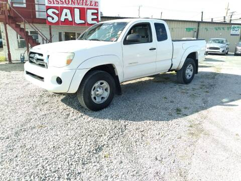 2007 Toyota Tacoma for sale at Sissonville Used Cars in Charleston WV