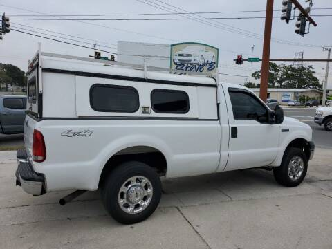 2006 Ford F-250 Super Duty for sale at Steve's Auto Sales in Sarasota FL