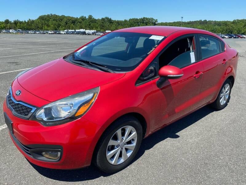 2013 Kia Rio for sale at Used Cars of Fairfax LLC in Woodbridge VA
