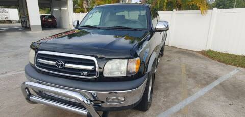 2000 Toyota Tundra for sale at Autos by Tom in Largo FL