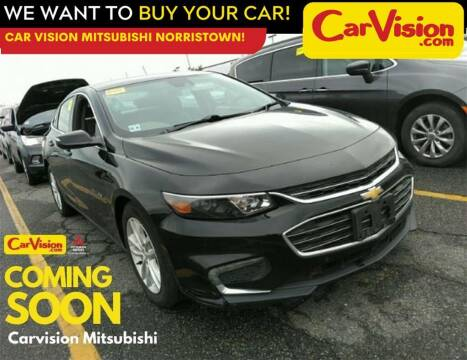 2018 Chevrolet Malibu for sale at Car Vision Mitsubishi Norristown in Norristown PA