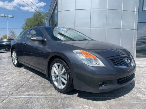 2009 Nissan Altima for sale at Berge Auto in Orem UT