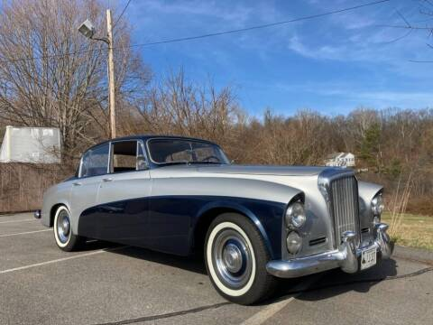 1959 Bentley Hooper S1 Continental Saloon for sale at Gullwing Motor Cars Inc in Astoria NY
