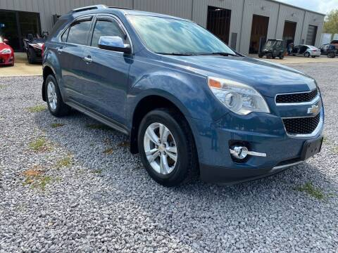 2011 Chevrolet Equinox for sale at Anaheim Auto Auction in Irondale AL