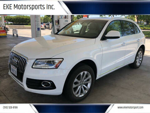 2016 Audi Q5 for sale at EKE Motorsports Inc. in El Cerrito CA