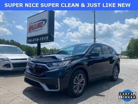 2020 Honda CR-V for sale at Billy Ballew Motorsports in Dawsonville GA