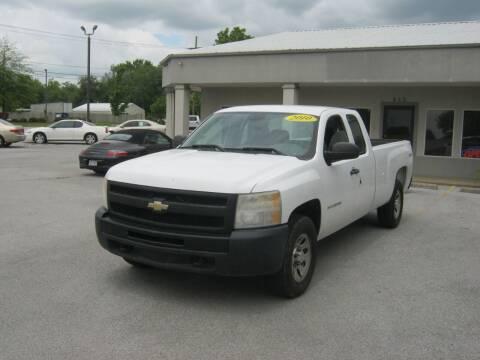 2010 Chevrolet Silverado 1500 for sale at Premier Motor Co in Springdale AR
