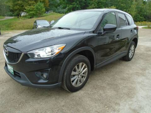 2015 Mazda CX-5 for sale at Wimett Trading Company in Leicester VT