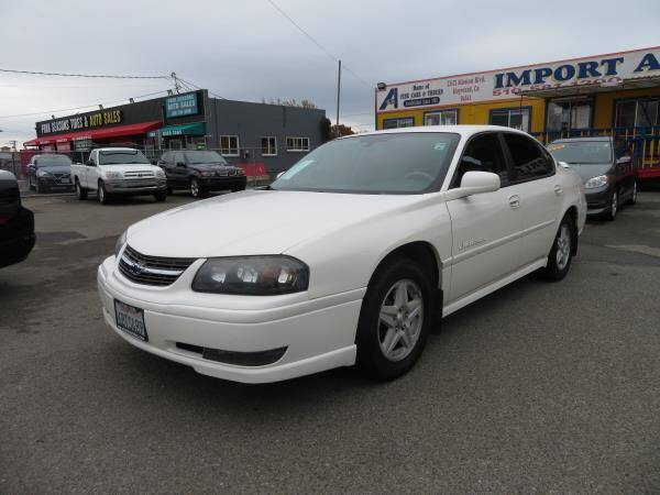 2004 Chevrolet Impala for sale at Import Auto World in Hayward CA