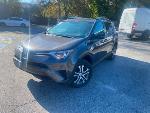 2016 Toyota RAV4 for sale at BRAVA AUTO BROKERS LLC in Clarkston GA