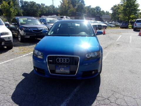 2008 Audi A3 for sale at Balic Autos Inc in Lanham MD