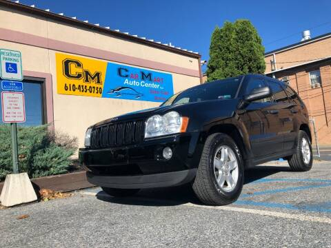 2006 Jeep Grand Cherokee for sale at Car Mart Auto Center II, LLC in Allentown PA