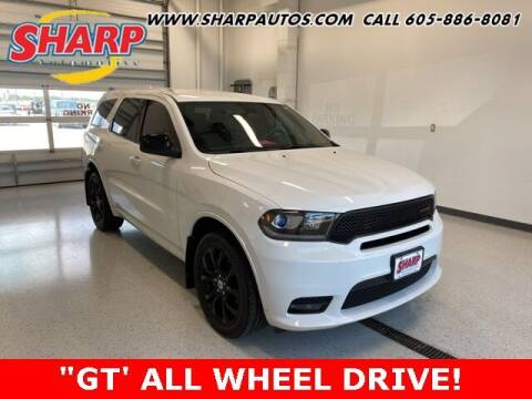 2019 Dodge Durango for sale at Sharp Automotive in Watertown SD