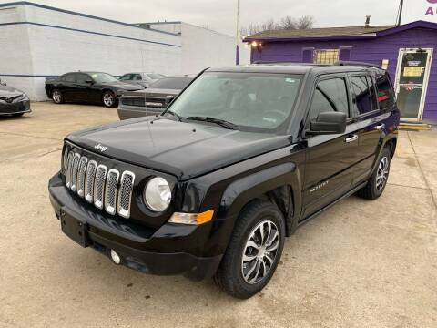 2016 Jeep Patriot for sale at Quality Auto Sales LLC in Garland TX