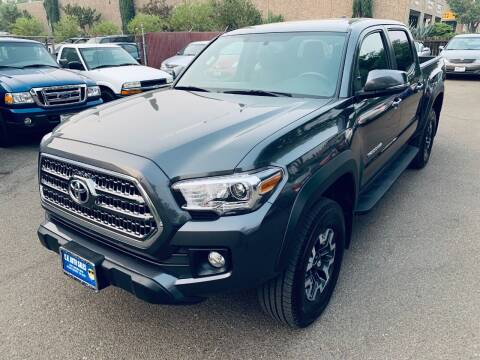 2017 Toyota Tacoma for sale at C. H. Auto Sales in Citrus Heights CA