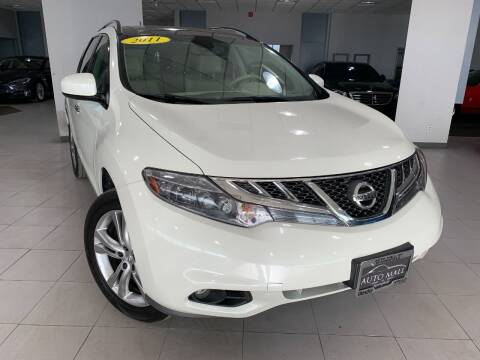 2011 Nissan Murano for sale at Auto Mall of Springfield in Springfield IL