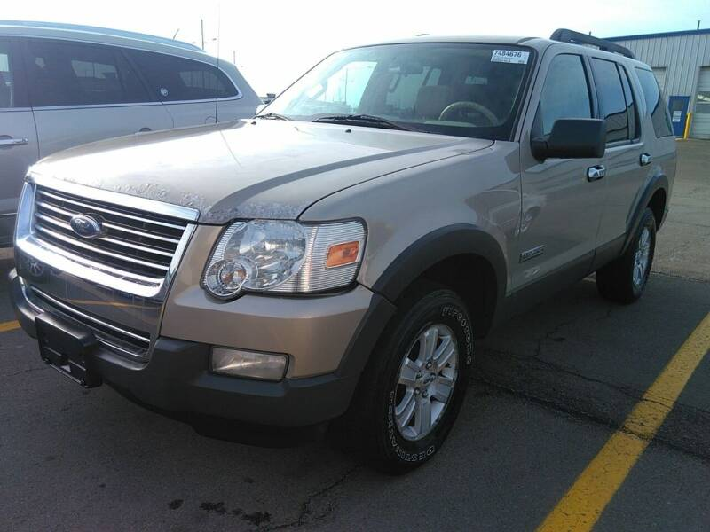 2006 Ford Explorer for sale at JDL Automotive and Detailing in Plymouth WI