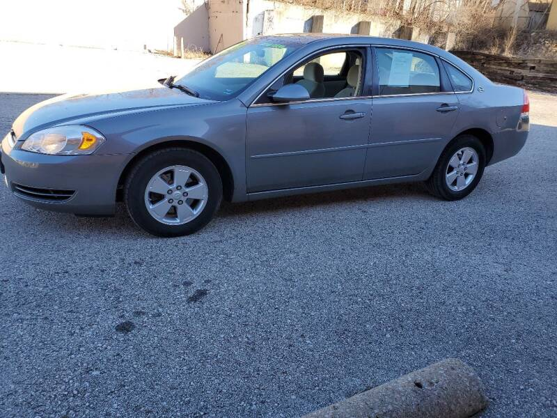 2007 Chevrolet Impala for sale at Street Side Auto Sales in Independence MO