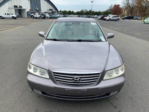 2007 Hyundai Azera for sale at MFT Auction in Lodi NJ