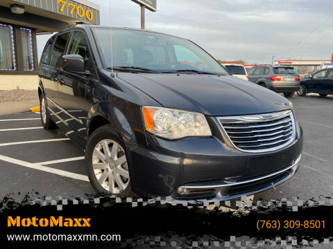 2014 Chrysler Town and Country for sale at MotoMaxx in Spring Lake Park MN