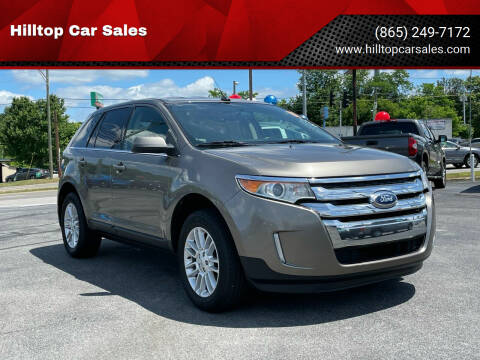 2014 Ford Edge for sale at Hilltop Car Sales in Knoxville TN