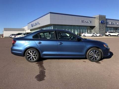 2016 Volkswagen Jetta for sale at Schulte Subaru in Sioux Falls SD