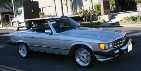 1982 Mercedes-Benz 380-Class for sale at Classic Car Deals in Cadillac MI