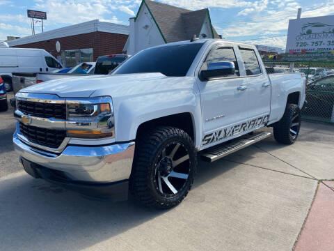 2019 Chevrolet Silverado 1500 LD for sale at GO GREEN MOTORS in Denver CO