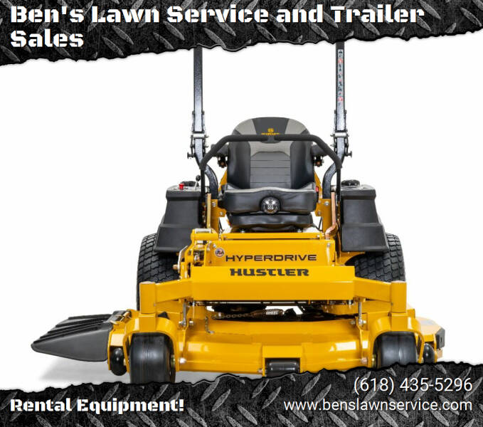 Rental Zero-Turn Mower for sale at Ben's Lawn Service and Trailer Sales in Benton IL