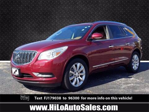 2015 Buick Enclave for sale at Hi-Lo Auto Sales in Frederick MD