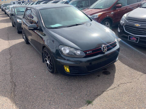2012 Volkswagen GTI for sale at Nations Auto Inc. II in Denver CO