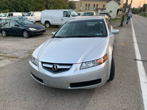 2006 Acura TL for sale at Stan's Auto Sales Inc in New Castle PA