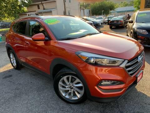 2016 Hyundai Tucson for sale at Auto Universe Inc. in Paterson NJ
