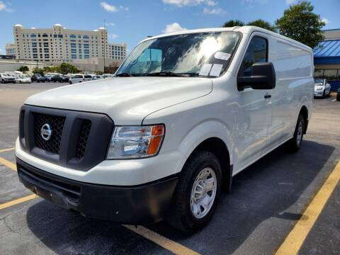 2018 Nissan NV Cargo for sale at Barbie's Autos Corp in Miami FL